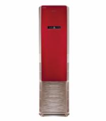 格力空调 锐逸KFR-72LW/(72585)FNCa-A2(玛瑙红)变频 冷暖 3匹 立柜式空调   货号100.L128