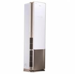 格力空调 锐逸KFR-72LW/(72585)FNCa-A2(星辉白)变频 冷暖 3匹 立柜式空调   货号100.L129