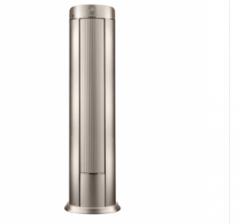 格力空调 i铂KFR-72LW/(72551)FNBc-A2(香槟金)变频 冷暖 3匹 立柜式空调   货号100.L131