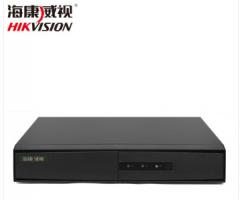 海康威视XVR同轴高清网络硬盘录像机4路模拟监控设备主机 DS-7804HGH-F1/M 不含硬盘 货号100.C123