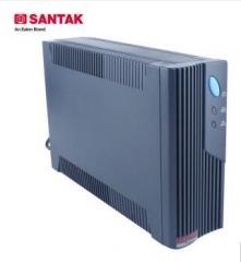 山特UPS不间断电源后备式MT500PRO三电脑单机约15分钟带网络接口稳压防浪涌断电延时  货号100.X313