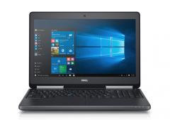 戴尔(DELL)新品Precision7520 15.6英寸移动工作站 W10操作系统  货号100.S322