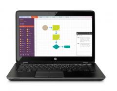 惠普(HP)ZBOOK14G2 14英寸笔记本 移动工作站  货号100.S330