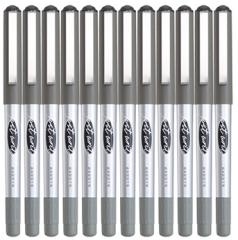 齐心  针管型直液式签字笔 0.5mm   RP601  50支起送     货号100.L345 红色