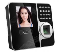 真地(Realand) F491云考勤版打卡机,面部+指纹+密码 支持U盘下载/云考勤  货号100.S411