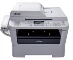 兄弟(BROTHER)MFC-7360 黑白激光多功能一体机(打印 复印 扫描 传真) 货号100.C336