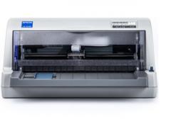 爱普生(EPSON)LQ-610K 针式打印机(80列平推式)货号100.C353
