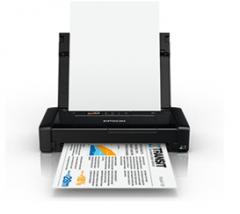 爱普生 Epson WorkForce WF-100 全新便携式打印机 货号100.C434