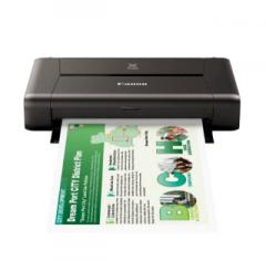 (非现货7日达)佳能 IP110 喷墨照片打印机 A4 (打印、网络) 不含安装 货号100.C437