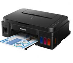 佳能(Canon)G2800 加墨式 喷墨一体机(打印 扫描 复印) 货号100.C438