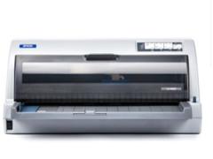爱普生 LQ-2680K 票据针式打印机 平推式(含两次上门调试服务)货号100.C448