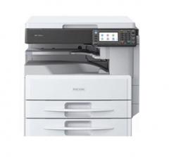 理光 MP 2501SP 复印机 A3 黑白 25页/分钟 双面复印 双面打印 扫描 双纸盒 网络(PCL打印语言) 一年保修 货号100.C476