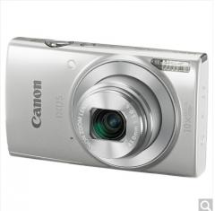 佳能(Canon)IXUS 190 数码相机 (2000万像素 10倍光学变焦 24mm超广角 支持Wi-Fi和NFC)银色  蓝色  货号100.ZD544 蓝色