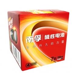 南孚LR6AA聚能环7号碱性电池16粒 货号100.N13