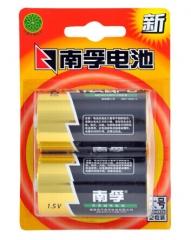 南孚LR20-2B大号1号碱性电池 货号100.N15