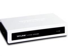 普联 TP-LINK 以太网交换机 TL-SF1008+ 8口 100M自适应桌面型 货号100.C513