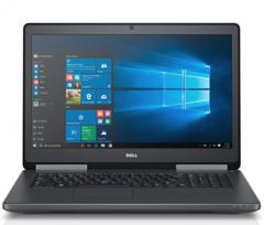 """戴尔 Dell Mobile Precision 7710 CTO BASE 移动工作站 i7-6820HQ/17.3""""/16GB/1TB 货号100.C537"""