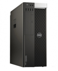 戴尔 Dell Precision T5810 桌面工作站 24英寸显示器 E5-1603v3/2T/32G/M4000 8G独显/DVDRW 货号100.C539