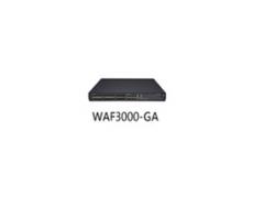 迪普 WEB应用防火墙 DPtech WAF3000-GA双电源AC主机 货号100.C544