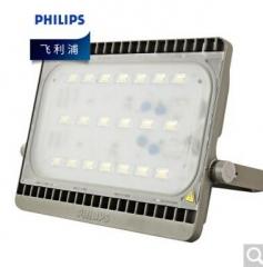 飞利浦LED投光灯防水户外室外泛光灯广告灯太阳灯草坪灯30w50w70w BVP161 30W 5700K白光  货号100.X566 30W