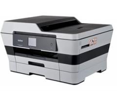 兄弟 brother A4彩色喷墨一体机 MFC-J3720 (打印、复印、扫描、传真) 货号100.C602