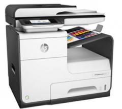 惠普(HP)477dw 喷墨 彩色多功能一体机 打印 复印 扫描 自动双面打印 货号100.C606