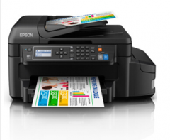 爱普生 L655 墨仓式多功能一体机 打印/复印/扫描/传真 货号100.C610
