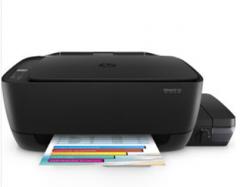惠普(HP)DeskJet GT 5820 加墨式 彩色多功能一体机 打印 复印 扫描 智能无线 货号100.C611