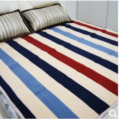 彩迪电热毯双人双控调温电褥子 双人款长2米X宽1.8米  货号100.ZD631