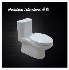 美标卫浴CP-1836圆悦4/6升连体坐便器美标马桶工程马桶卫浴洁具  货号100.X622