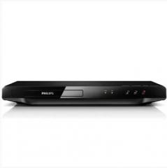 飞利浦(PHILIPS)DVD播放机 CD播放器 VCD播放器 音箱 音响 影碟机 USB CD转USB闪存强纠错 黑色 DVP3600/93  货号100.X634