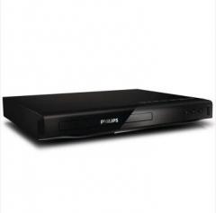 飞利浦(PHILIPS)DVD播放机 高清DVD VCD 音箱 CD播放机 USB播放器 HDMI高清1080P 音响影碟机 黑色 DVP2886/93  货号100.X640