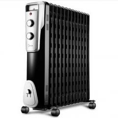 美的(Midea)NY2513-16J1W 13片电热油汀取暖器/电暖器/电暖气/油汀  货号100.X650
