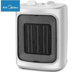 美的(Midea)NTY20-16AW 台式暖风机/取暖器/电暖器/电暖气 取暖电器  货号100.X652
