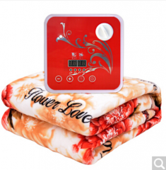 彩迪水暖毯电热毯双人电褥子水热毯 长1.8米X宽1.5米  货号100.ZD643