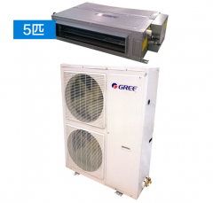 格力(GREE)5匹定频冷暖风管机 天井空调 FGR12/D-N4   货号100.S623