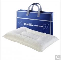 睡眠博士(AiSleep)枕芯 决明子荞麦枕 草本纤维枕  护颈枕 货号100.ZD730 决明子荞麦枕 四只装