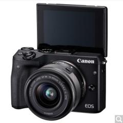 佳能(Canon)EOS M6(15-45)微型可换镜数码相机  货号100.X680