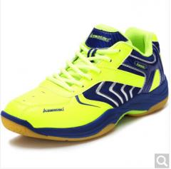 川崎KAWASAKI 羽毛球鞋专业防滑耐磨轻便运动鞋K-060 35-45码 货号100.ZD752 35码