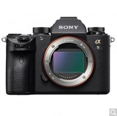 索尼(SONY)ILCE-9 全画幅微单数码相机(a9/α9) 单机身 约2420万有效像素 黑色  货号100.X686