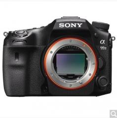 索尼(SONY)ILCA-99M2 数码单反/单电相机 4D对焦 全画幅旗舰(黑色) 货号100.X689