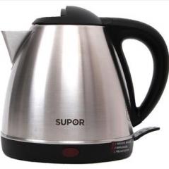 苏泊尔(SUPOR)电水壶热水瓶电热水壶  货号100.X700