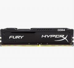 金士顿(Kingston)骇客神条 Fury系列 DDR4 2400 16G 台式机内存  货号100.X705