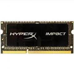 金士顿(Kingston)骇客神条 Impact系列 DDR3L 1600 8GB笔.记本内存(HX316LS9IB/8)   货号100.X712
