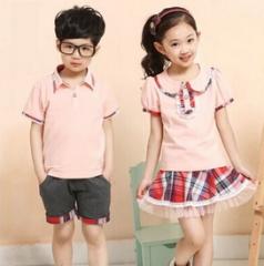 幼儿园园服 校服 运动服 套装 货号100.L371 100CM  男款