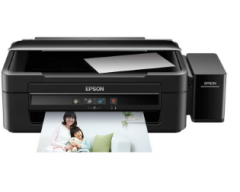 爱普生(EPSON)L380 激光多功能一体机 (打印 复印 扫描) 货号100.S720