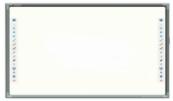 DONVIEW 86寸十点触控光学电子白板 DB-86CND-P200 货号100.SD730