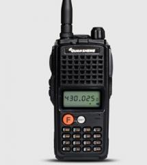 泉盛tg-k10at大金刚手台业余民用自驾游 20公里对讲机 调频10W大功率 标配 货号100.H115