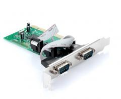 胜为(shengwei) PIC-1015 PCI转RS232串口卡 PCI转COM串口9针扩展卡 rs232串口卡 货号100.XY6