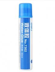 得力 液体胶水(无色) 货号100.N65